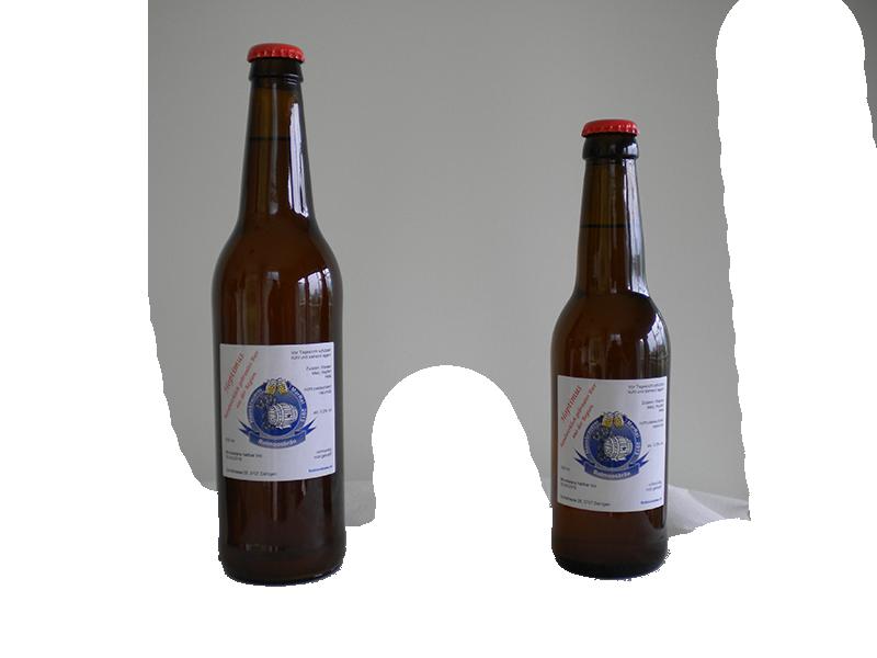 unserer Biere - Kronkorken Hoptimus